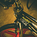 Old School Cool Bmx - 1 by Jamian Stayt
