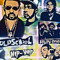 Old School Hip Hop 2 by Tony B Conscious