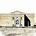 Old School II by Susan Kinney
