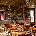 Old Schoolroom by Inge Johnsson