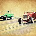 Old Scool Racing by Steve McKinzie