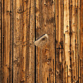 Old Shed Door by Eric Rundle
