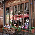 Old Shop Hamburg by Christiane Schulze Art And Photography