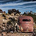 Old Shot by Ron Metz
