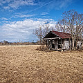 Old Shotgun House by Andy Crawford