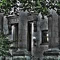 Old Spokane Library W.1st by Dan Quam