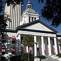 Old State Capitol - Florida by Christiane Schulze Art And Photography