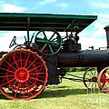 Old Steam Engine by Kathleen Struckle