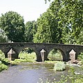 Old Stone Arch Bridge by Christiane Schulze Art And Photography