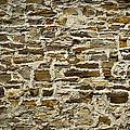 Old Stone Wall by Jozef Jankola