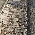 Old Style Gutter by Susan Wyman