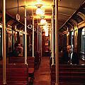 Old Subway In Buenos Aires by Rafael Macia