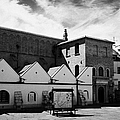 Old Synagogue And Jewish City Of Krakow Museum Kazimierz Krakow by Joe Fox