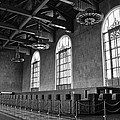 Old Ticket Counter At Los Angeles Union Station by Richard Cheski
