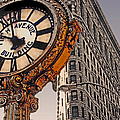 Old Time - Nyc by Linda  Parker