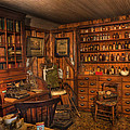 Old Time Pharmacy - Pharmacists - Druggists - Chemists   by Lee Dos Santos