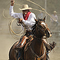 Old Time Ranch Rodeo by Clay and Gill Ross