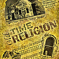 Old Time Religion by Pattie Calfy