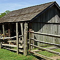 Old Tobacco Shed by Robert Wiener