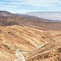 Old Toll Road Landscape In Death Valley by Alyaksandr Stzhalkouski