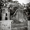 Old Tombstone  by Sennie Pierson