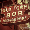 Old Town Bar - New York by Jim Zahniser