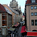 Old Town Dresden by Christiane Schulze Art And Photography