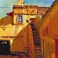 Old Town by Lutz Baar