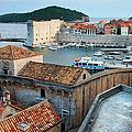 Old Town Of Dubrovnik by Artur Bogacki
