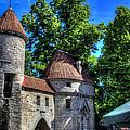 Old Town - Tallin Estonia by Jon Berghoff