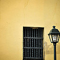 Old Town Window by Birgit Tyrrell