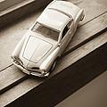 Old Toy Car On The Window Sill by Edward Fielding