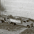 Old Toys I by Guy Whiteley