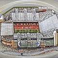 Old Trafford - Manchester United by D J Rogers