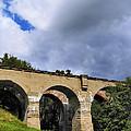 Old Train Viaduct In Poland by Karol Kozlowski