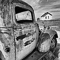 Old Truck 2 by Angela Moyer