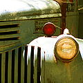 Old Truck Abstract by Ben and Raisa Gertsberg