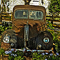 Old Truck by Dennis Dugan