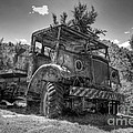 Old Truck by Fabian Roessler
