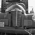 Old Truck Grill by Mike Wheeler