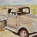 Old Truck by John Wilson