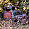Old Truck - Purtis Creek by Allen Sheffield