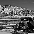 Old Truck by Robert Bales