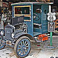 Old Tyme Auto Shop by Hugh Carino