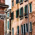 Old Venetian Walls. Italy by Francesco Rizzato