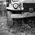 Old Vintage Dodge Work Truck by Edward Fielding