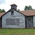 Old Virginia Church by Susan Wyman
