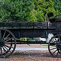 Old Wagon by Mechala Matthews