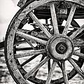 Old Wagon Wheels by Jane Rix