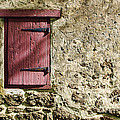 Old Wall And Door by Olivier Le Queinec